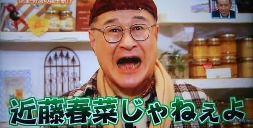 近藤春菜じゃねーよ(角野卓造)