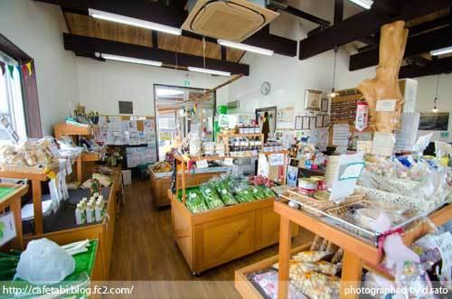 千葉県 木更津市 十日市場 たんぼはうす カフェ ランチ レストラン 農産物直売所 昼食 アクセス 駐車場 18