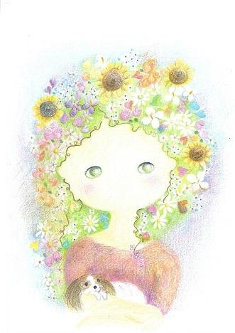 花と少女s