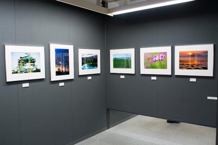 9展示スペース