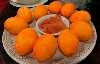 Baby Banquet Eggs