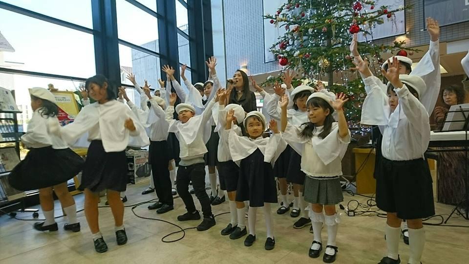 出演記録「かなりあ少年少女合唱団クリスマスコンサート」in ハウスクエア・横浜」