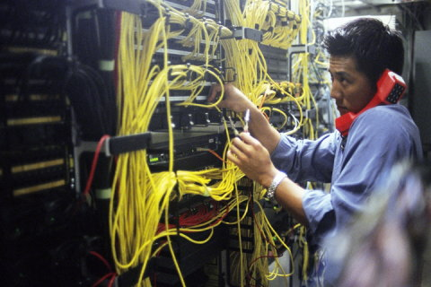サーバー ネットワーク
