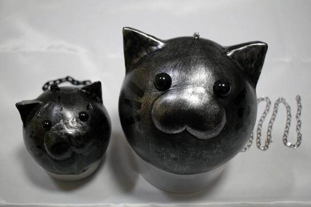 猫鉄球比較画像