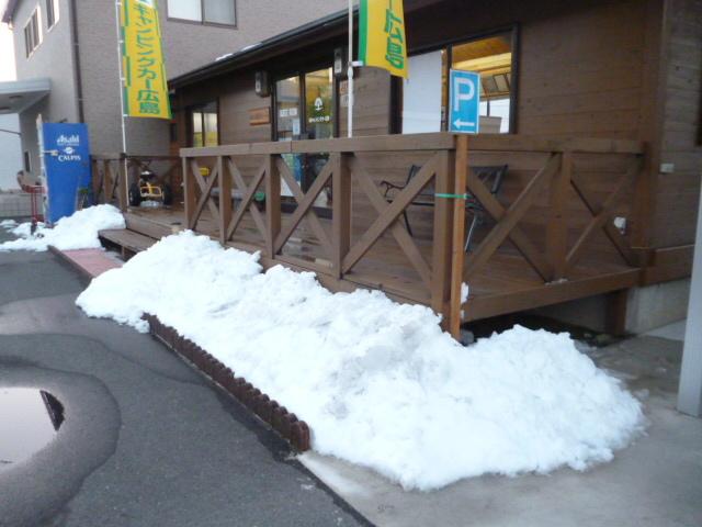 2018.1.15 雪下き③