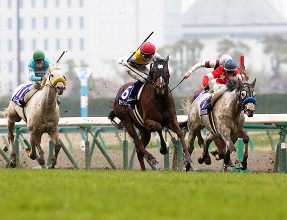 3月5週記事高松宮記念
