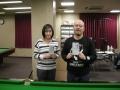 第68回スヌーカーハウストーナメント表彰