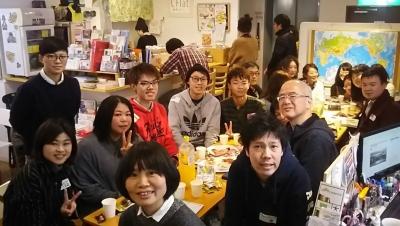 1月台湾カフェ集合写真