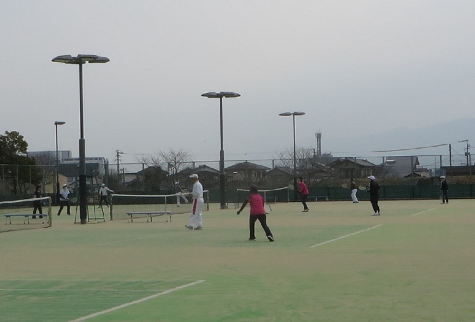 水曜テニスサークル練習 - 久留米CFテニスサークル/Kurume Common ...