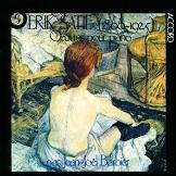 Eric Satie Oeuvres pour piano Jean-Joel Barbier
