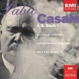 JSBach Cello Suites Unaccompanied Pablo Casals Vc