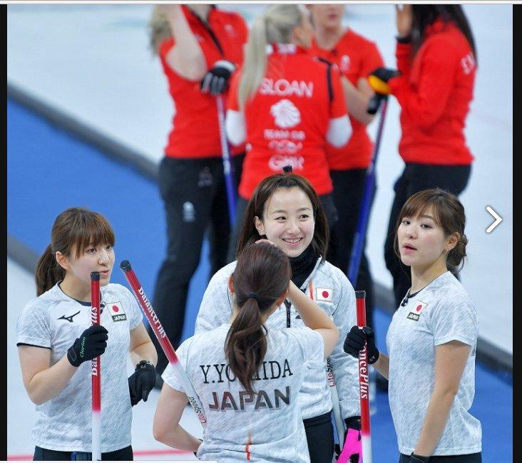 女子カーリング銅メダル