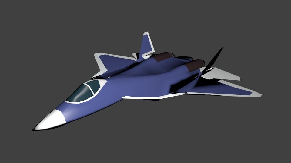 T-50_PAK FA_3D