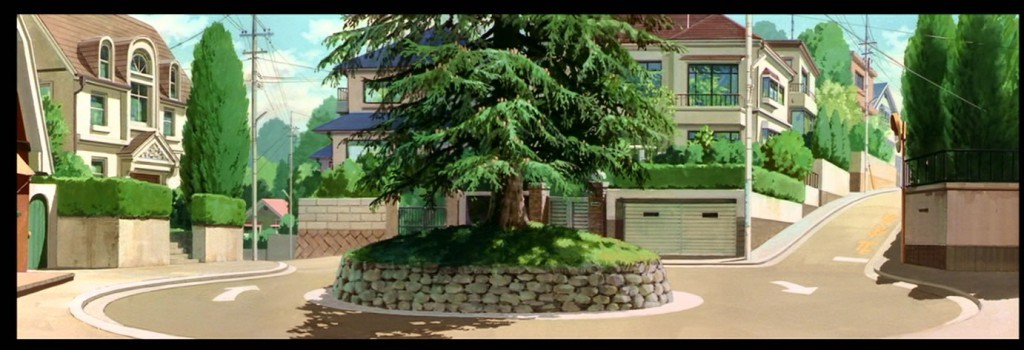 宮崎駿:耳をすませば:ターンアラウンド