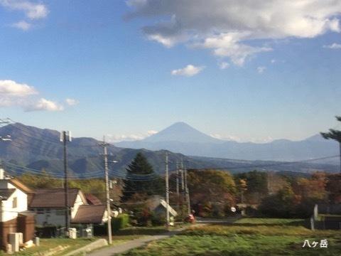富士山@八ヶ岳