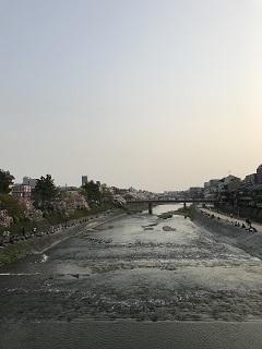 京の春旅2018・鴨川