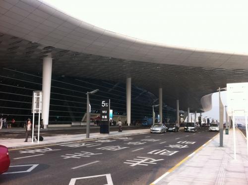 深セン空港が新しくなりました