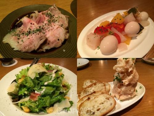 イタリア料理「HACHI」