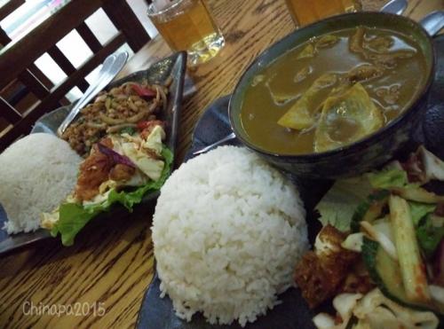 清邁府泰国料理