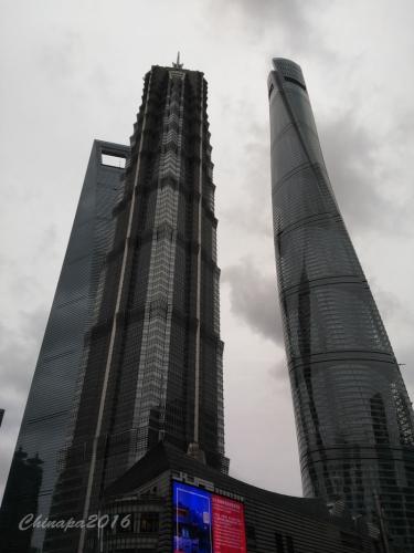 上海中心ビル