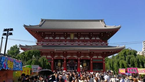 浅草寺の観光ガイド