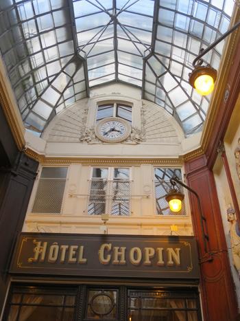 AAA 1 HOTEL CHOPIN