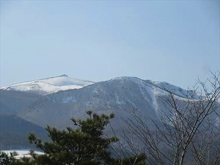 s-安達太良山(3・15)、高峰さん