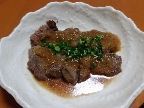 ブタレス・H29・5 料理6