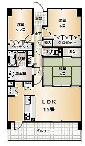 s-間取図
