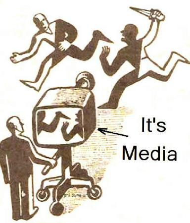 マスメディア