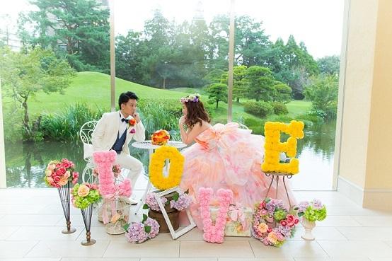 春 結婚式