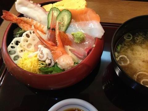 180218金沢旅行昼食
