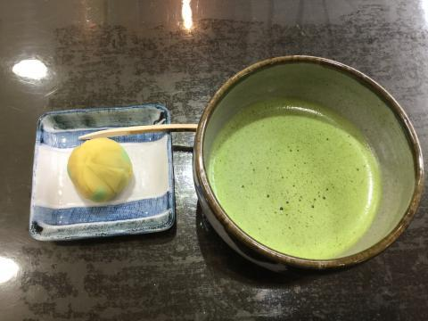 180218金沢旅行抹茶