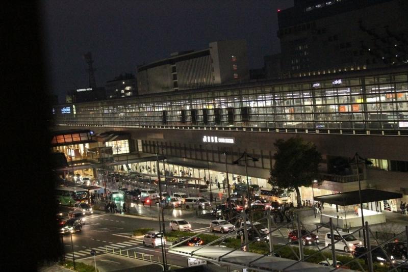 2018 03 27_京都ホテルの窓