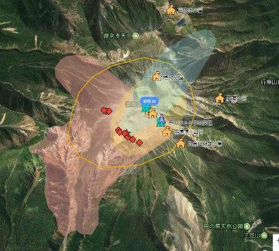 DUgxeBJUQAETMPtはい、ここで、4年前の御嶽山をみてみましょう。