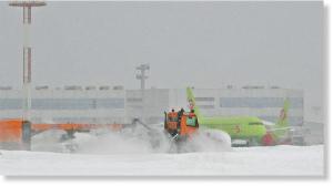 1016772499モスクワは一日に17インチの雪