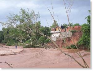 flood_damage_in_yacuiba_boliviボリビアのヤクイバ