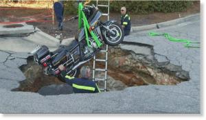 motorcycleジョージア州オーガスタ