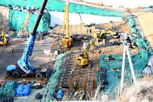 phpThumb_generated廃棄物の埋め立てが進む富岡町の特定廃棄物埋立施設