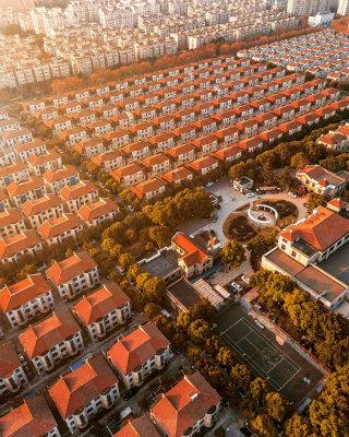 DWrOuD1VMAI8vj1上海をドローンから見下ろす