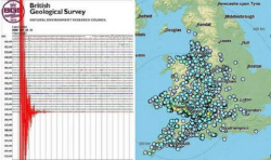 British_Geological_Survey_grap英国の地震活動
