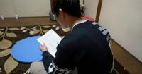 UikuxZGC除染作業に技能実習生