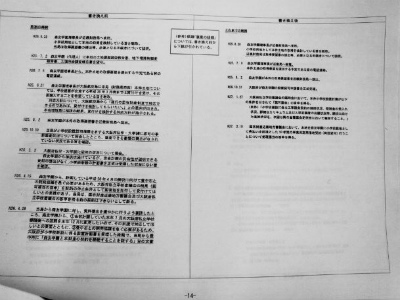 DYErfxVVoAU1K9H写真は今日、財務省から提出された文書。