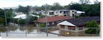 8flood_australia_queenslandクイーンズランド州、オーストラリアの洪水