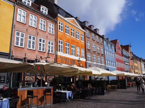 コペンハーゲンへ