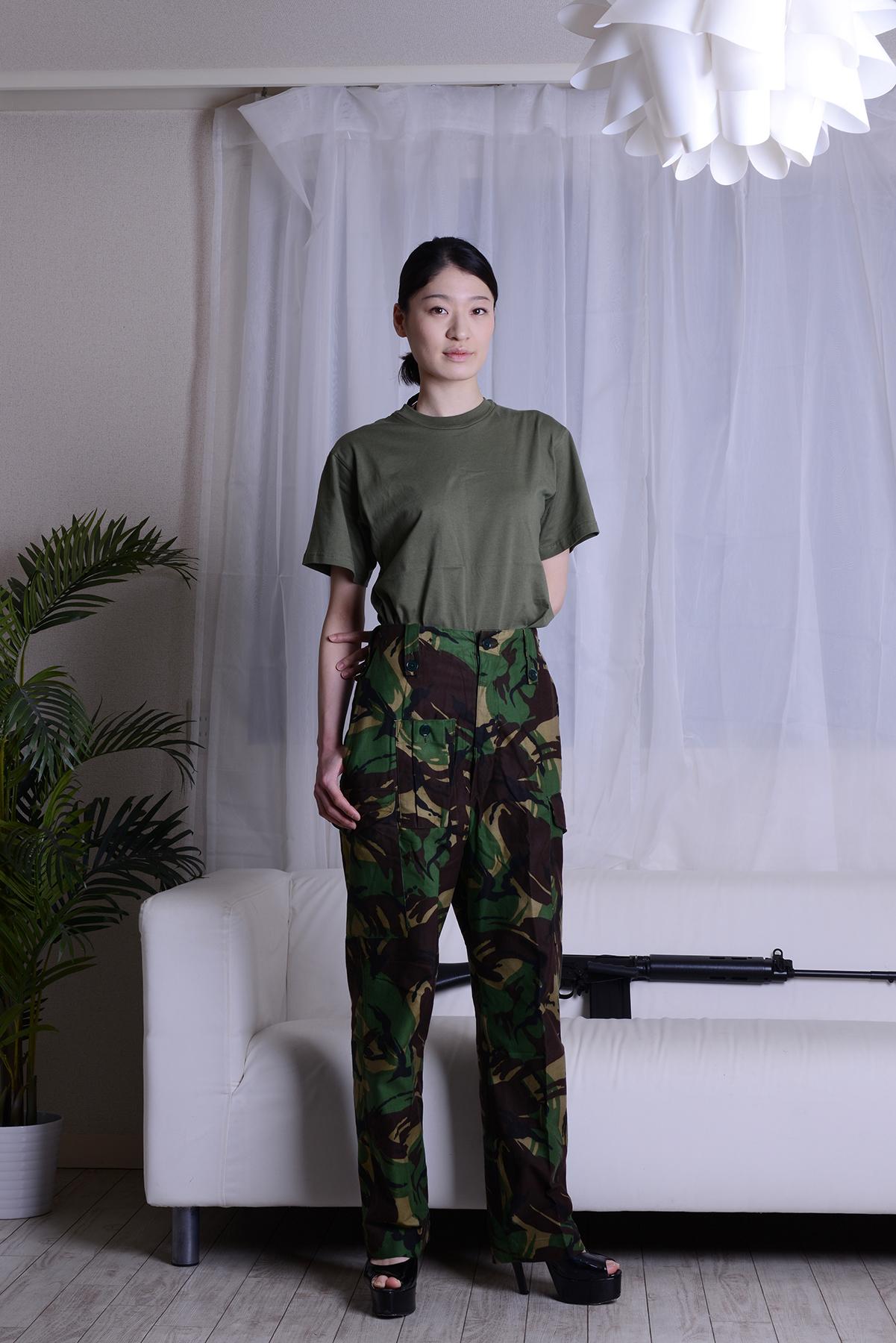 P68迷彩パンツ