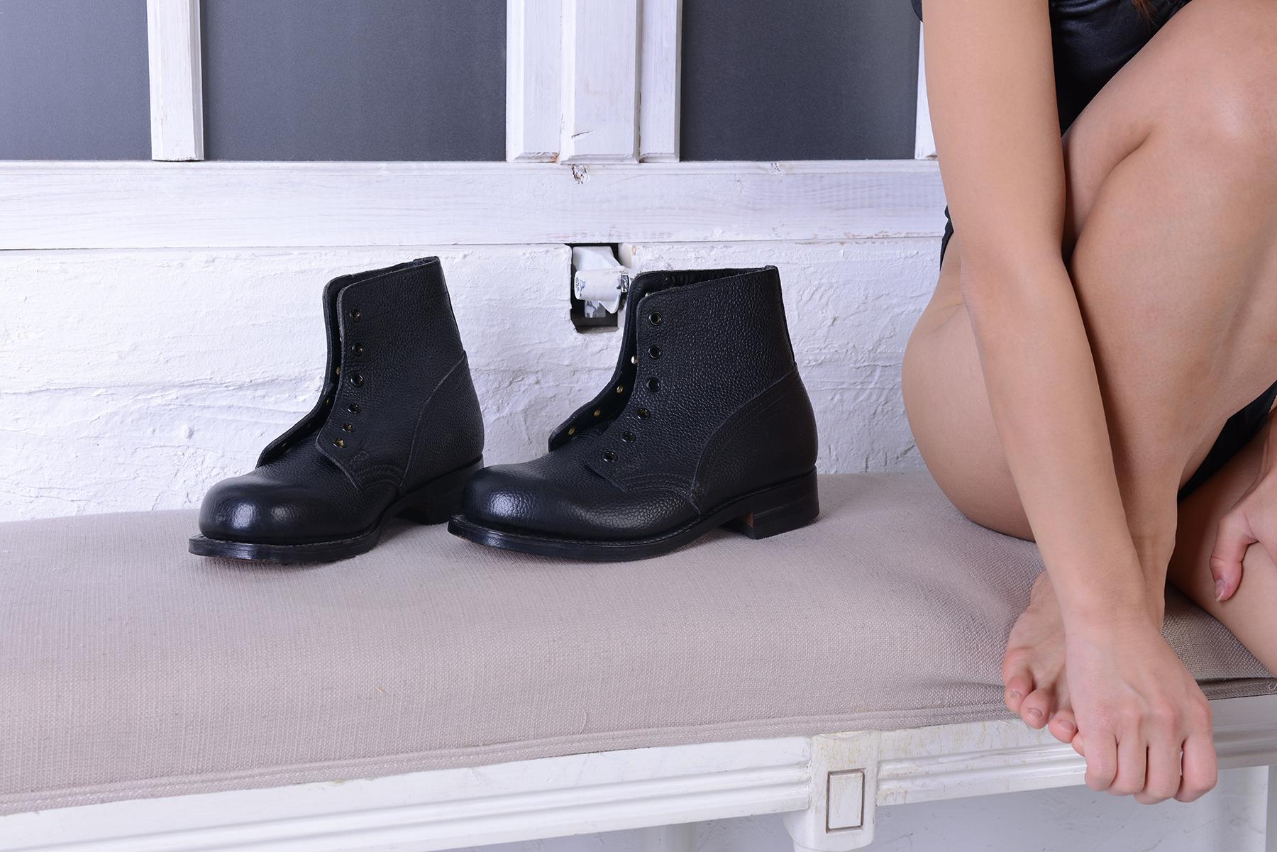 ユーゲントの靴