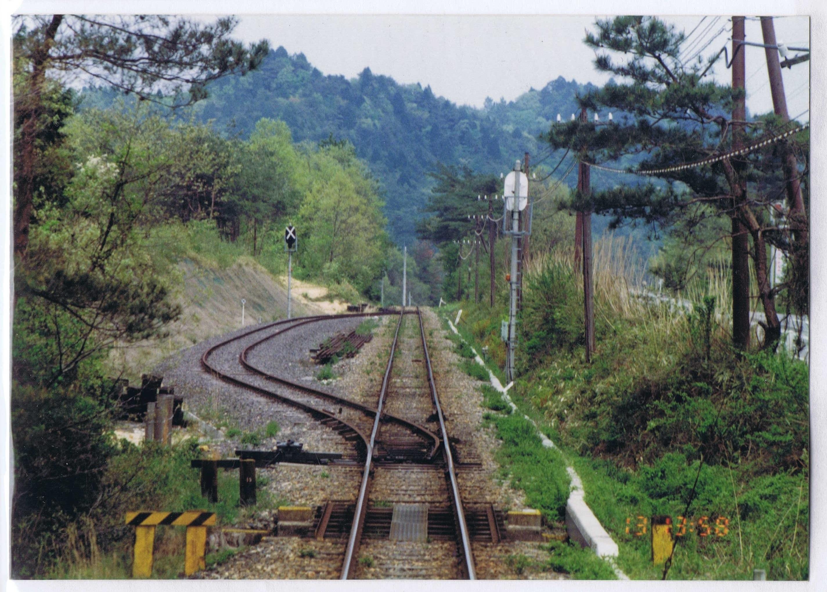 小野谷信号所