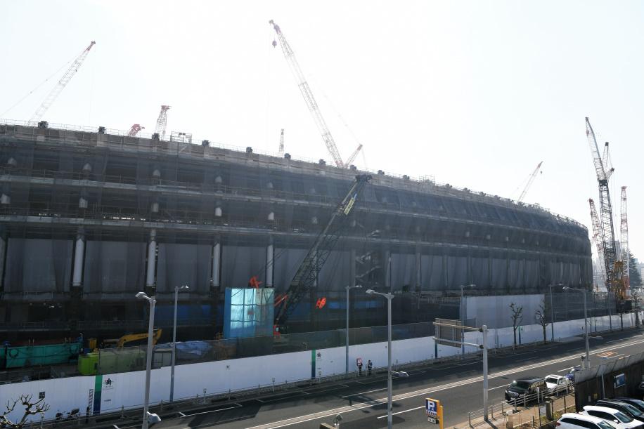 新国立競技場 2