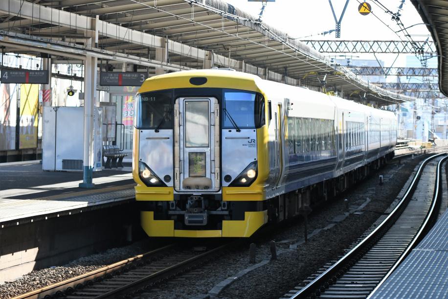 E257系 ホリデー快速 富士山1号 1